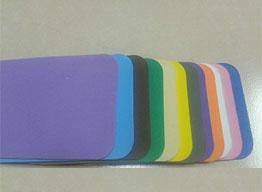 彩色EVA材料